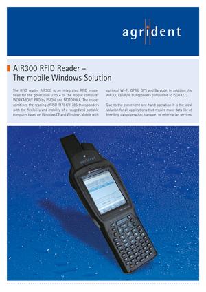 AIR300 - Agrident